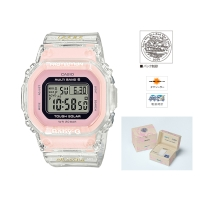CASIO (カシオ) BGD-5001K-7JR BABY-G LOVE THE SEA AND THE EARTH イルカ クジラ モデル