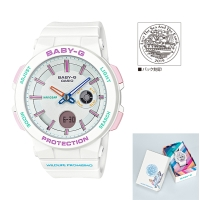 CASIO (カシオ) BA-255WLP-7AJR BABY-G LOVE THE SEA AND THE EARTH WILDLIFE PROMISING コラボレーションモデル