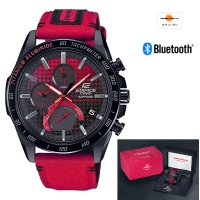 CASIO (カシオ) EQB-1000HRS1AJR EDIFICE Honda Racing Limited Edition