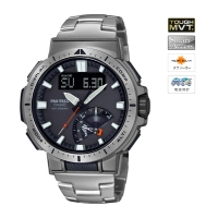 CASIO (カシオ) PRW-70YT-7JF PROTREK Multi Field Line TOUGH MVT ソーラー電波時計