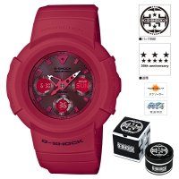 CASIO (カシオ) AWG-M535C-4AJR G-SHOCK 35th Anniversary RED OUT