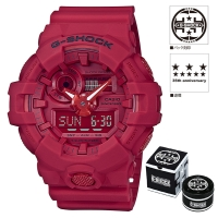 CASIO (カシオ) GA-735C-4AJR G-SHOCK 35th Anniversary RED OUT