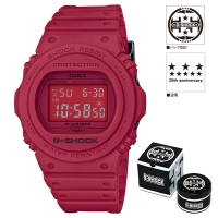 CASIO (カシオ) DW-5735C-4JR G-SHOCK 35th Anniversary RED OUT
