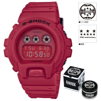 CASIO (カシオ) DW-6935C-4JR G-SHOCK 35th Anniversary RED OUT