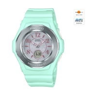 CASIO (カシオ) BGA-1050BL-3BJF Baby-G Blooming Pastel Colors
