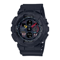 CASIO (カシオ) GA-140BMC-1AJF G-SHOCK Black × Neon