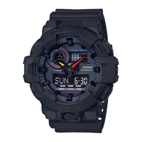 CASIO (カシオ) GA-700BMC-1AJF G-SHOCK Black × Neon