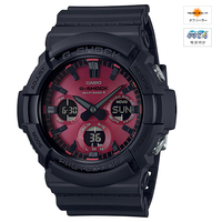 CASIO (カシオ) GAW-100AR-1AJF G-SHOCK Black and Red Series MULTIBAND6 ソーラー電波時計