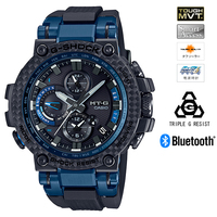 CASIO (カシオ) MTG-B1000XB1AJF MT-G G-SHOCK TOUGH MVT ソーラー電波時計 Bluetooth通信機能