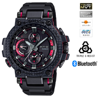 CASIO (カシオ) MTGB1000XBD1AJF MT-G G-SHOCK TOUGH MVT ソーラー電波時計 Bluetooth通信機能