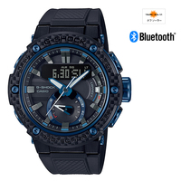CASIO (カシオ) GST-B200X-1A2JF G-SHOCK G-STEEL CARBON CORE GUARD Bluetooth通信機能