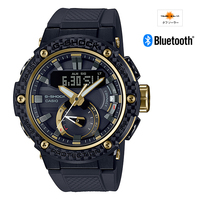 CASIO (カシオ) GST-B200X-1A9JF G-SHOCK G-STEEL CARBON CORE GUARD Bluetooth通信機能