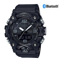 CASIO (カシオ) GG-B100-1BJF G-SHOCK MASTER OF G Black Out MUDMASTER