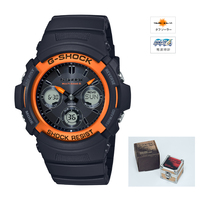 CASIO (カシオ) AWG-M100SF1H4JR G-SHOCK FIRE PACKAGE 20 MULTIBAND6 ソーラー電波時計