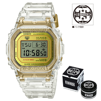 CASIO (カシオ) DW-5035E-7JR G-SHOCK 35th Anniversary GLACIER GOLD