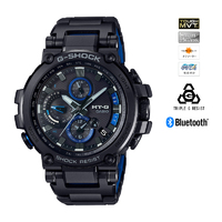 CASIO (カシオ) MTG-B1000BD1AJF MT-G G-SHOCK TOUGH MVT MULTIBAND6 ソーラー電波時計 Bluetooth通信機能