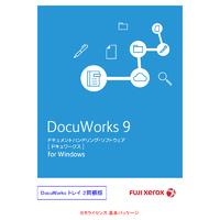 DocuWorks 9 ライセンス認証版 (トレイ 2同梱)/5ライセンス 基本パッケージ
